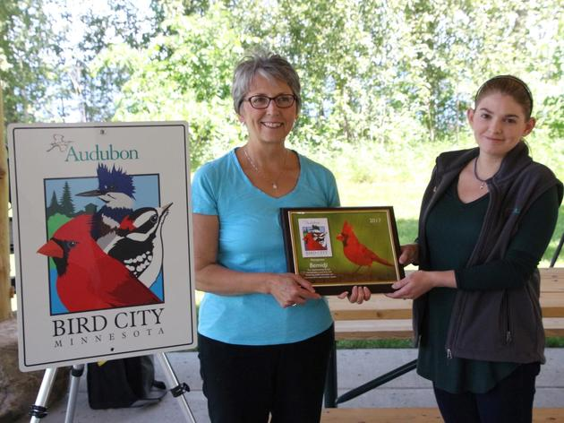 Bemidji celebrates Bird City Minnesota designation