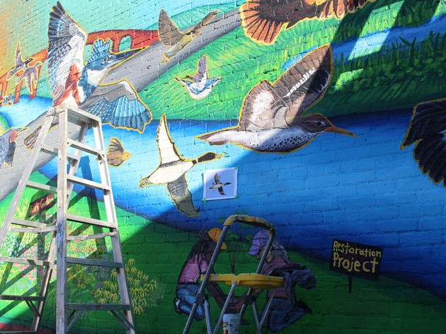 Clean Water Mural to be Unveiled in South Minneapolis on Nov. 19