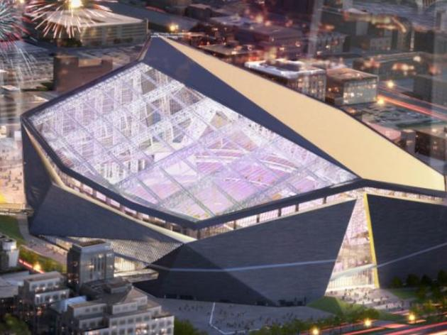 MSFA, Vikings and Audubon Minnesota Collaborate on Monitoring Study at U.S. Bank Stadium