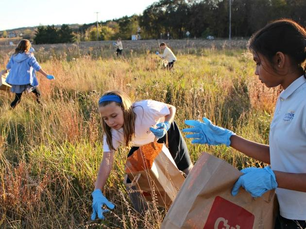 St. Croix Prep Academy kids, staff and community partners set to restore prairie in Stillwater