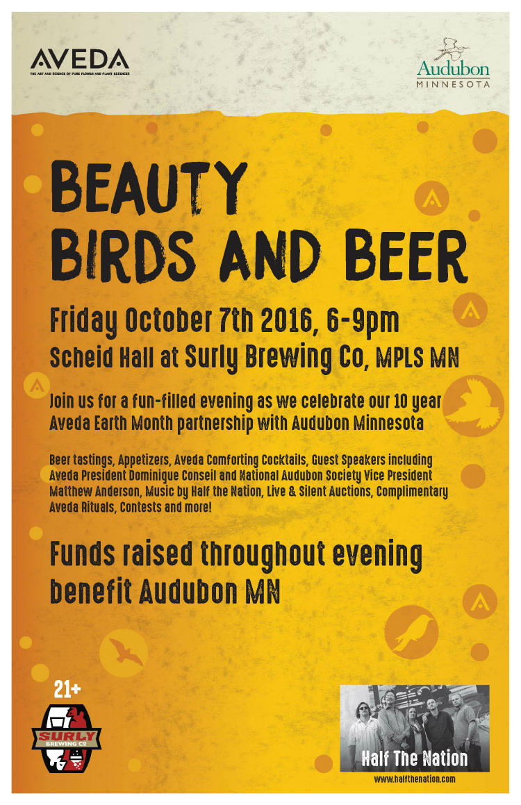 Beauty Birds Beer