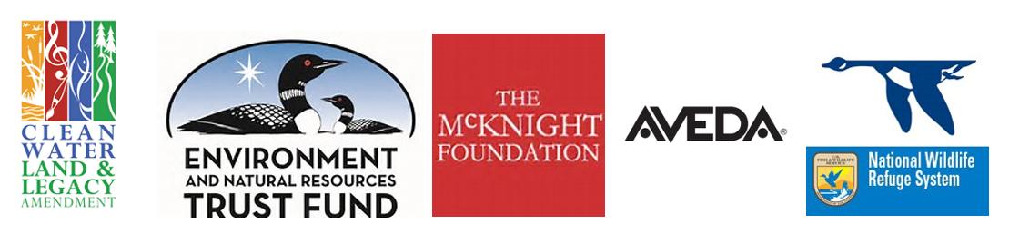 Funding support through LSOHC, LCCMR, McKnight, Aveda, and USFWS