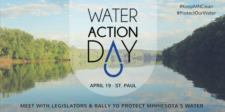 Water Action Day 2017
